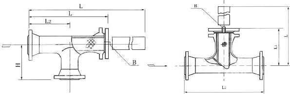 T型过滤器的结构图