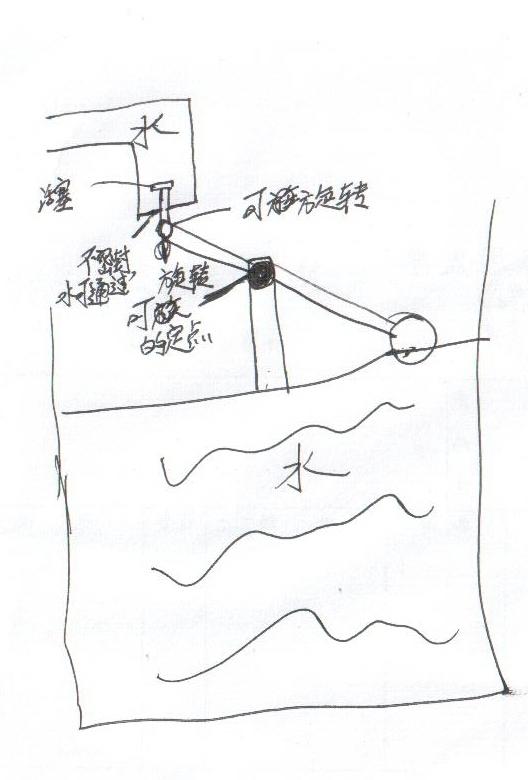 浮球阀接法图