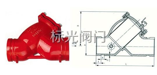 g81h沟槽过滤器结构图片