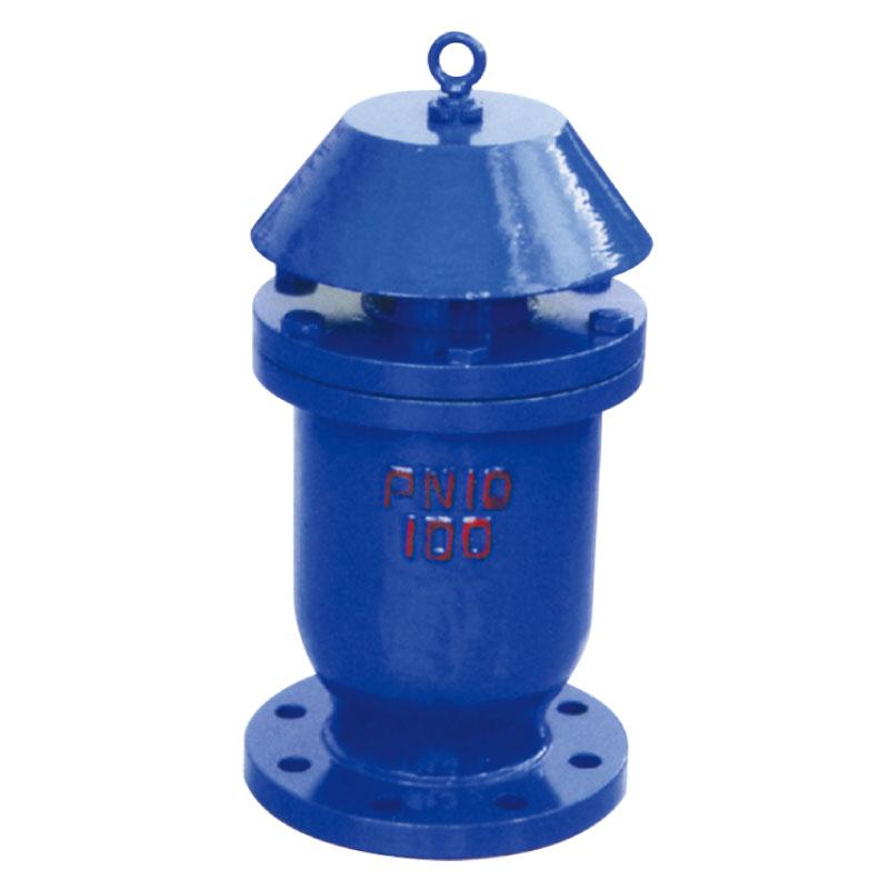 快速排气阀适用于工业介质为水的管路上,作为快速排除管道内气体的图片
