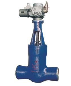 高压焊接电动闸阀