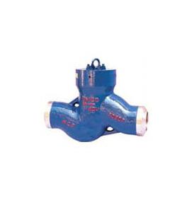 高压焊接立式止回阀