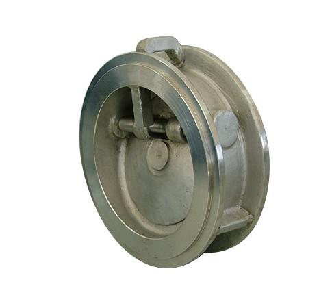 H77X/W型对夹回转式止回阀