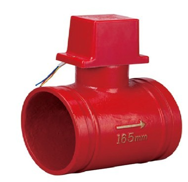 ZSJZ沟槽水流指示器
