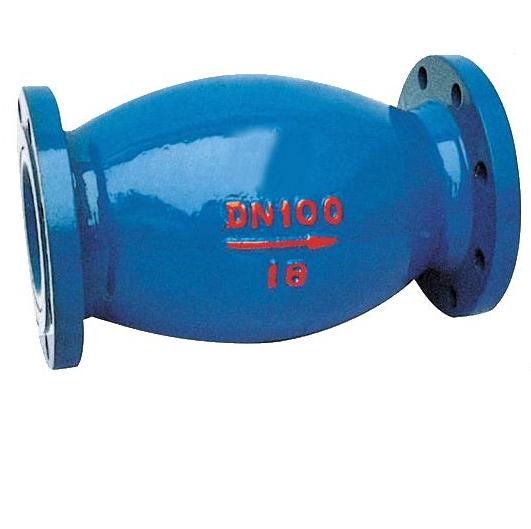 立式球型止回阀HQ44X-16