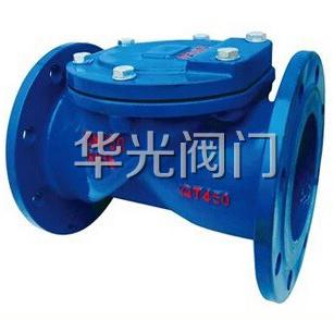 HC44X-10/16Q橡胶瓣止回阀